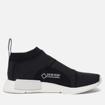 Кроссовки adidas Originals NMD City Sock 1 Gore-Tex Primeknit Core Black/Core Black/White фото- 3