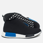 Мужские кроссовки adidas Originals NMD City Sock PK Black/Royal Blue/White фото- 2