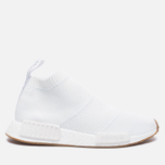 Кроссовки adidas Originals NMD City Sock 1 Primeknit White/White/Gum фото- 0