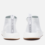 Кроссовки adidas Originals NMD City Sock 1 Primeknit White/White/Gum фото- 6