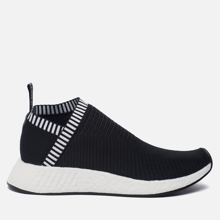 Кроссовки adidas Originals NMD CS2 Primeknit Core Black/Core Black/Shock Pink