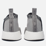 Кроссовки adidas Originals NMD CS2 Primeknit Solid Grey/White/Shock Pink фото- 5