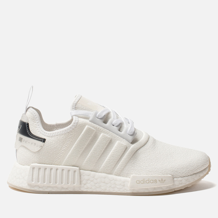 Мужские кроссовки adidas Originals NMD_R1 Cloud White/Cloud White/Crystal White