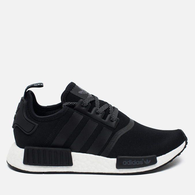 Мужские кроссовки adidas Originals NMD R1 Core Black
