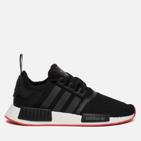 Мужские кроссовки adidas Originals NMD R1 Core Black/Carbon/Trace Scarlet