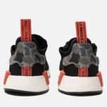 Мужские кроссовки adidas Originals NMD R1 Core Black/Core Black/Raw Amber фото- 3