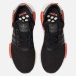 Мужские кроссовки adidas Originals NMD R1 Core Black/Core Black/Raw Amber фото- 5