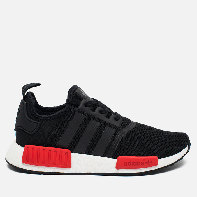 Мужские кроссовки adidas Originals NMD R1 Core Black/White