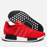 Мужские кроссовки adidas Originals NMD R1 Core Red/White фото- 2