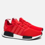 Мужские кроссовки adidas Originals NMD R1 Core Red/White фото- 1