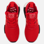 Мужские кроссовки adidas Originals NMD R1 Core Red/White фото- 4