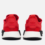 Мужские кроссовки adidas Originals NMD R1 Core Red/White фото- 3