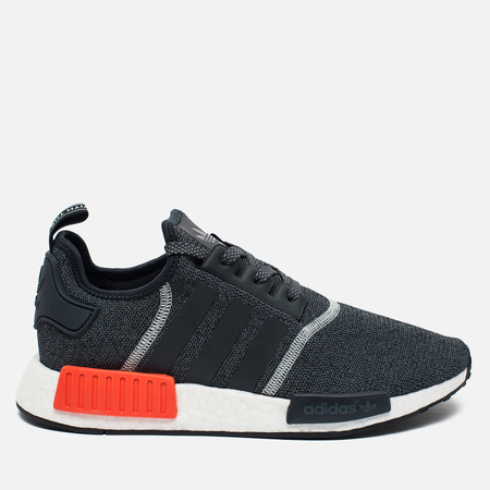 Кроссовки adidas Originals NMD R1 Dark Grey/Semi Solar Red