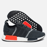 Кроссовки adidas Originals NMD R1 Dark Grey/Semi Solar Red фото- 2