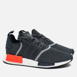 Кроссовки adidas Originals NMD R1 Dark Grey/Semi Solar Red фото- 1