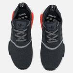 Кроссовки adidas Originals NMD R1 Dark Grey/Semi Solar Red фото- 4