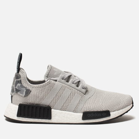 Мужские кроссовки adidas Originals NMD R1 Grey Two/Grey Two/Core Black