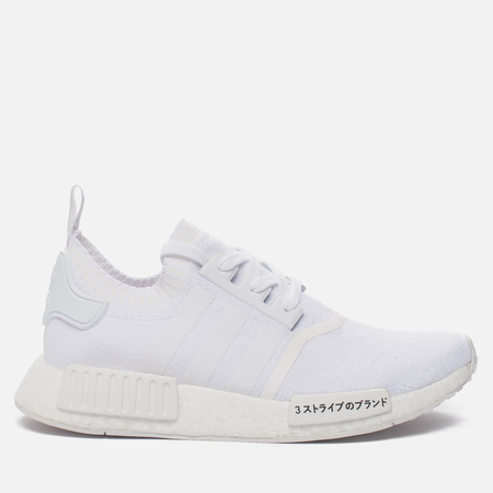 Кроссовки adidas Originals NMD R1 Japan Pack Triple White