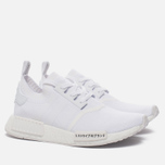 Кроссовки adidas Originals NMD R1 Japan Pack Triple White фото- 2