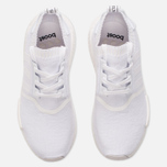 Кроссовки adidas Originals NMD R1 Japan Pack Triple White фото- 4