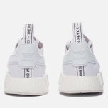 Кроссовки adidas Originals NMD R1 Japan Pack Triple White фото- 5