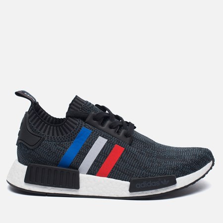 Кроссовки adidas Originals NMD R1 Primeknit Tri-color Black