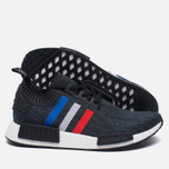 Кроссовки adidas Originals NMD R1 Primeknit Tri-Color Black фото- 1