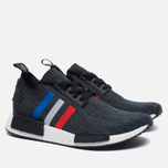 Кроссовки adidas Originals NMD R1 Primeknit Tri-Color Black фото- 2