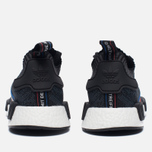Кроссовки adidas Originals NMD R1 Primeknit Tri-Color Black фото- 5