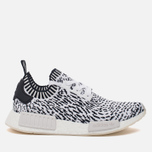 Кроссовки adidas Originals NMD R1 Primeknit Zebra Pack White/Black фото- 0