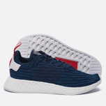 Кроссовки adidas Originals NMD R2 Collegiate Navy/Collegiate Navy/White фото- 1