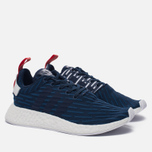 Кроссовки adidas Originals NMD R2 Collegiate Navy/Collegiate Navy/White фото- 2