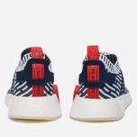 Кроссовки adidas Originals NMD R2 Primeknit Collegiate Navy/Collegiate Green/White фото- 5