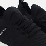 Мужские кроссовки adidas Originals NMD R2 Primeknit Core Black/Core Black/Utility Grey фото- 3