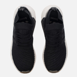 Мужские кроссовки adidas Originals NMD R2 Primeknit Core Black/Core Black/Utility Grey фото- 4