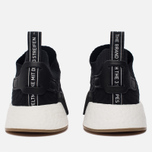 Мужские кроссовки adidas Originals NMD R2 Primeknit Core Black/Core Black/Utility Grey фото- 5