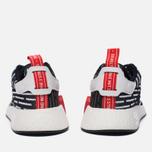 Кроссовки adidas Originals NMD R2 Primeknit Core Black/Core Black/White фото- 5