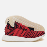 Мужские кроссовки adidas Originals NMD R2 Primeknit Core Red/Core Red/Running White фото- 1