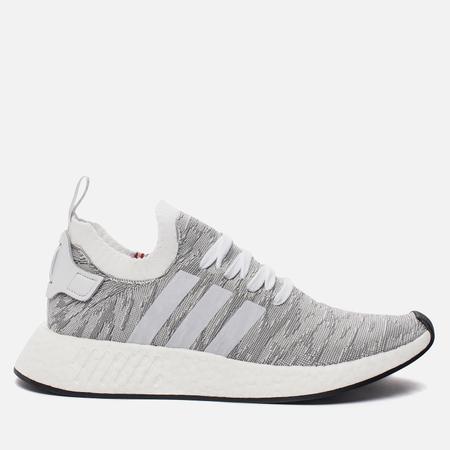 Кроссовки adidas Originals NMD R2 Primeknit Running White/Running White/Core Black