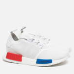 Мужские кроссовки adidas Originals NMD Runner Vintage White/Lush Red фото- 1