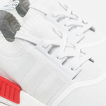 adidas Originals NMD Runner Vintage Men's Sneakers White/Lush Red photo- 5