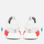 adidas Originals NMD Runner Vintage Men's Sneakers White/Lush Red photo- 4