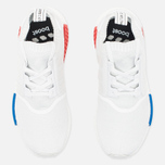 adidas Originals NMD Runner Vintage Men's Sneakers White/Lush Red photo- 3