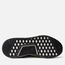 Мужские кроссовки adidas Originals NMD_TS1 Primeknit Gore-Tex Core Black/Core Black/Solar Yellow фото- 4
