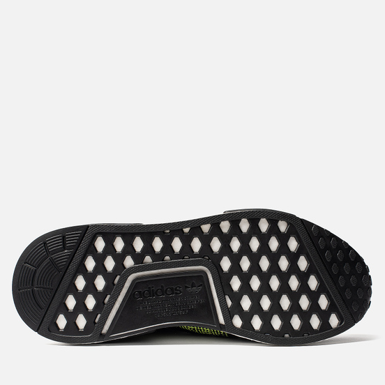 Мужские кроссовки adidas Originals NMD_TS1 Primeknit Gore-Tex Core Black/Core Black/Solar Yellow