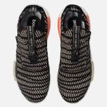 Мужские кроссовки adidas Originals NMD TS1 Primeknit Gore-Tex Core Black/Sesame/Chalk Coral фото- 5