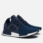 Кроссовки adidas Originals NMD XR1 Primeknit Collegiate Navy/Collegiate Navy/Core Red фото- 2