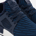 Кроссовки adidas Originals NMD XR1 Primeknit Collegiate Navy/Collegiate Navy/Core Red фото- 3