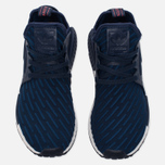 Кроссовки adidas Originals NMD XR1 Primeknit Collegiate Navy/Collegiate Navy/Core Red фото- 4