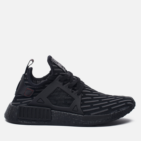 Кроссовки adidas Originals NMD XR1 Primeknit Triple Black
